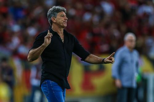 Flamengo x Grêmio 21/11/18