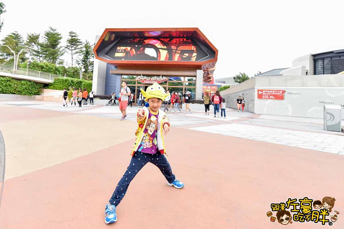 2019香港迪士尼樂園(聖誕節特別活動)-67