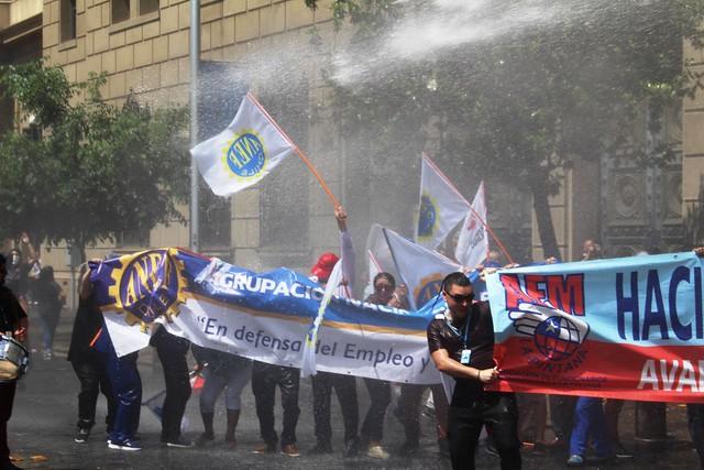 Banderazo Sector Público (28-11-2018)