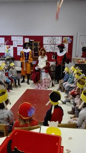 2018 - 12 Sinterklaas en Zwarte Piet (2)