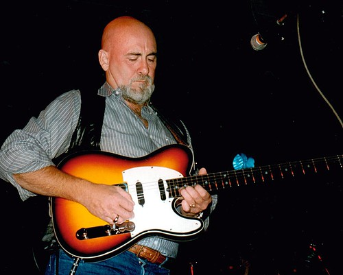 Roy Buchanan Live Concert Photo