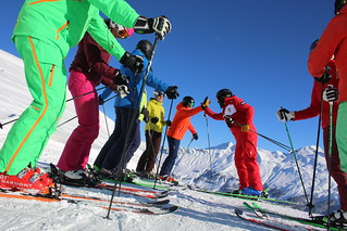 Ski-Spass Lenzerheide 2018 I