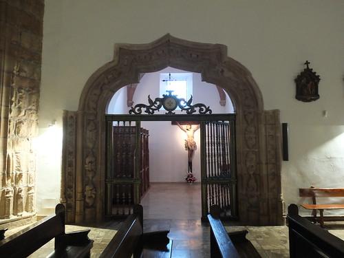 Iglesia de Santa Catalina - Capilla