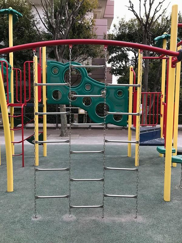 西尾久八丁目児童遊園