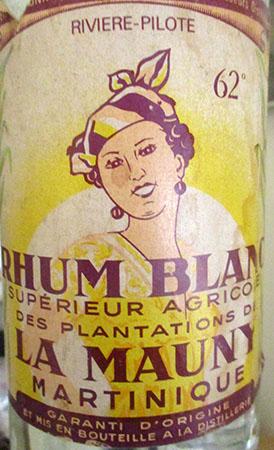 FRANCIA Rum Blanc 'Agricole', Canon IXUS 160