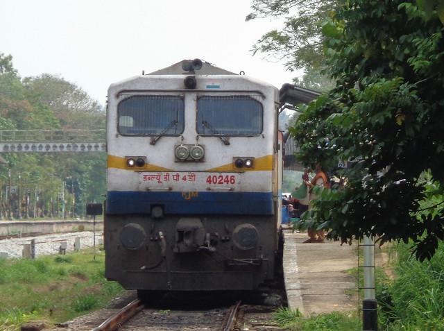 22114 Kochuveli-Mumbai LTT Superfast!, Sony DSC-W830