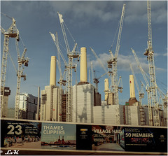 Battersea, Tate Britain, Westminster