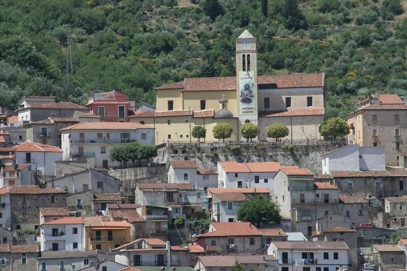 sassano centro storico