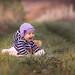 Happy little girl :)