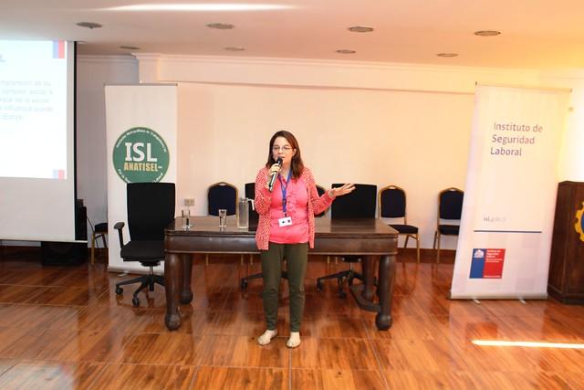 """seminario """"Riesgo Psicosocial en el Sector Público, rol de las Asociaciones de Funcionarios"""" (15-11-2018)"""