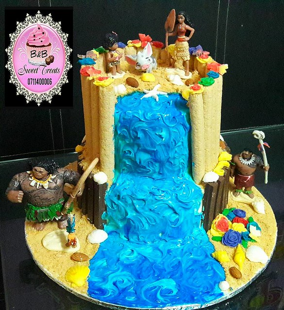 Cake by Bassam Collections