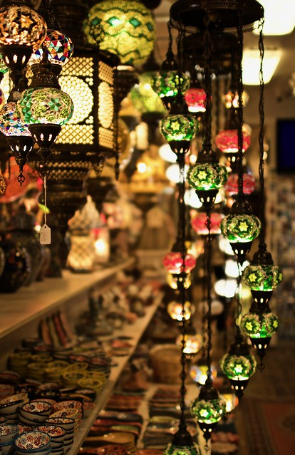 Turkish Lamps [Explored], Canon EOS 60D, Canon EF 35mm f/1.4L