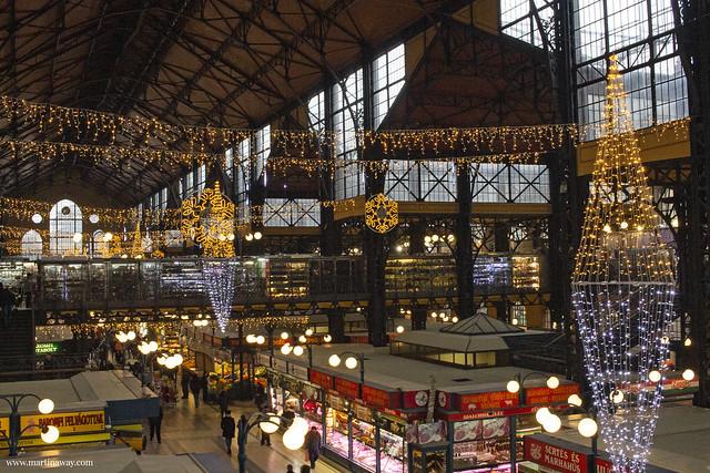 Dove mangiare a Budapest: Mercato centrale (Nagycsarnok)