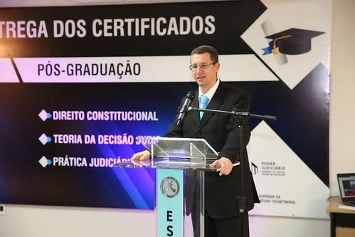 Solenidade de Entrega dos Certificados das Pós-Graduações (1)