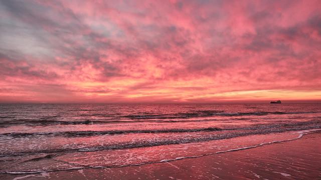 Crazy pink sunset, Fujifilm X-Pro2, XF16mmF1.4 R WR