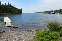 Rock Harbor (Isle Royale National Park, Michigan)