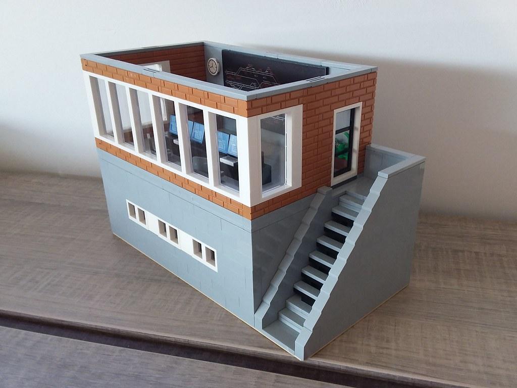 LEGO wip seinhuis ext