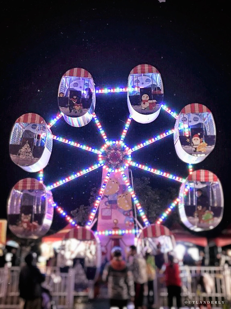 Ferris-wheel-Gongguan