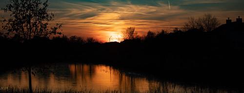 Frigid sunset_20181209