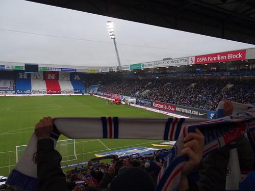 F.C. Hansa Rostock 0:2 FC Energie Cottbus