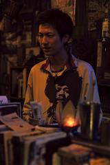 bartender, Bar Ghetto, Shimokitazawa, Setagaya, Tokyo, Japan
