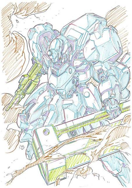 Gundam Iron Blooded Orphans 2019