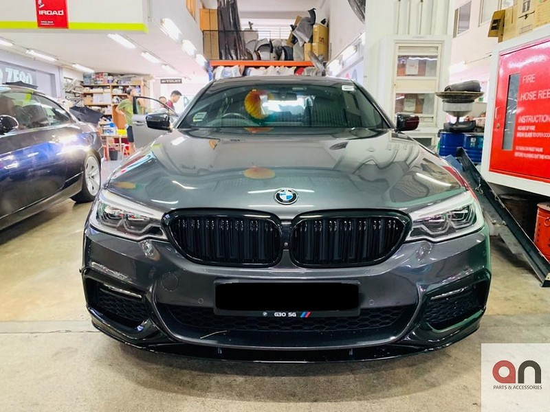 Introducing All NEW BMW 5 Series G30 M5 F90 Double Slate
