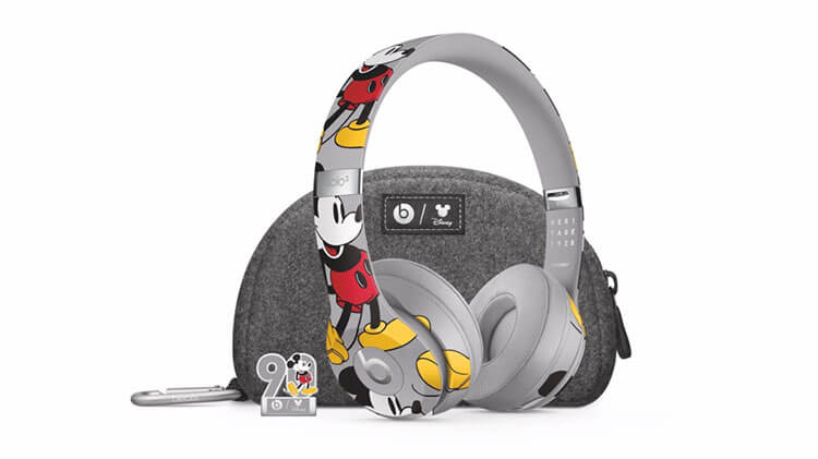Mickey Mouse Solo headphones