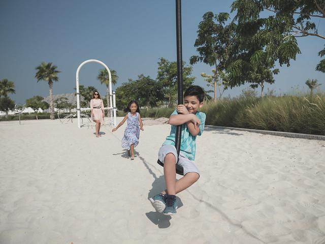 Zipline Playground