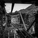 Pen Garret loco shed, Dinorwic by Rogpow