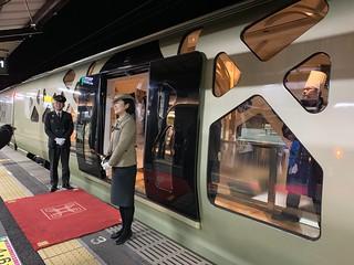 TRAIN SUITE SHIKI-SHIMA, 四季島 冬の2泊3日コース