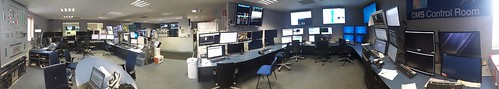 Long Shutdown in the CMS Control Room