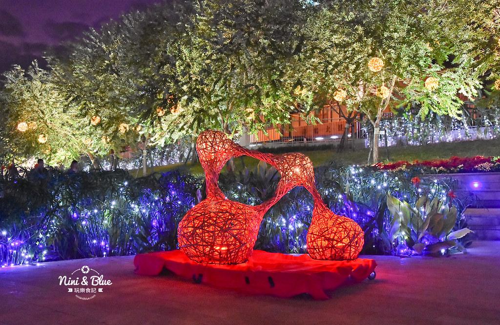 柳川 水中聖誕樹 耶誕樹05