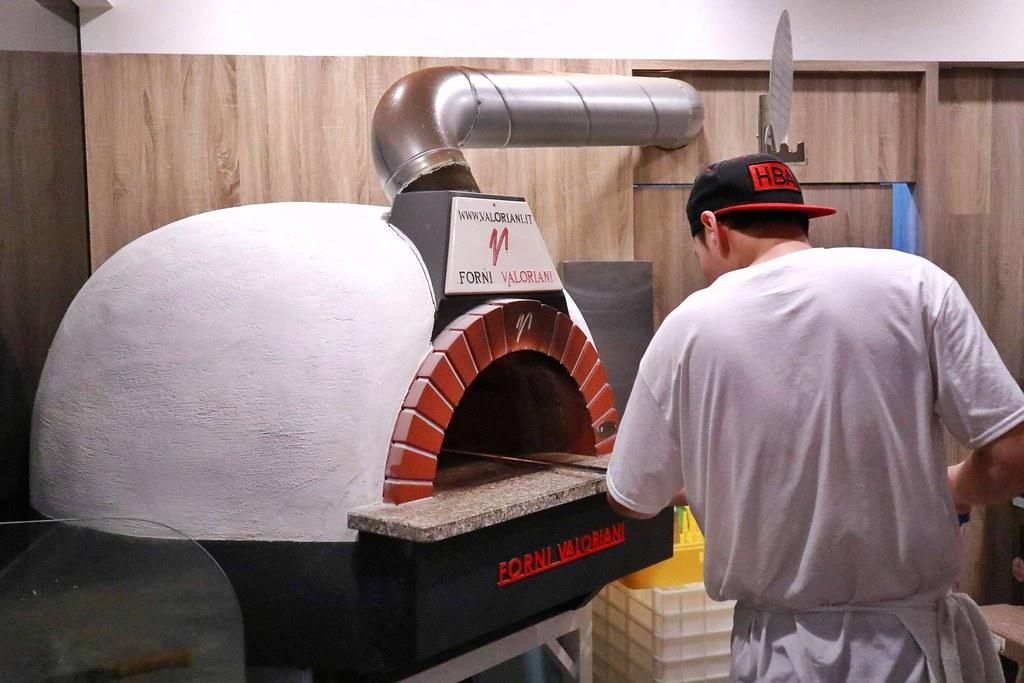 Pizza Persé 義大利披薩
