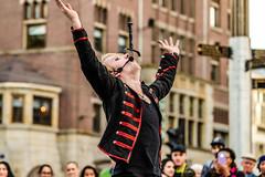 Amsterdam Street Performer
