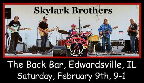Skylark Brothers 2-9-19
