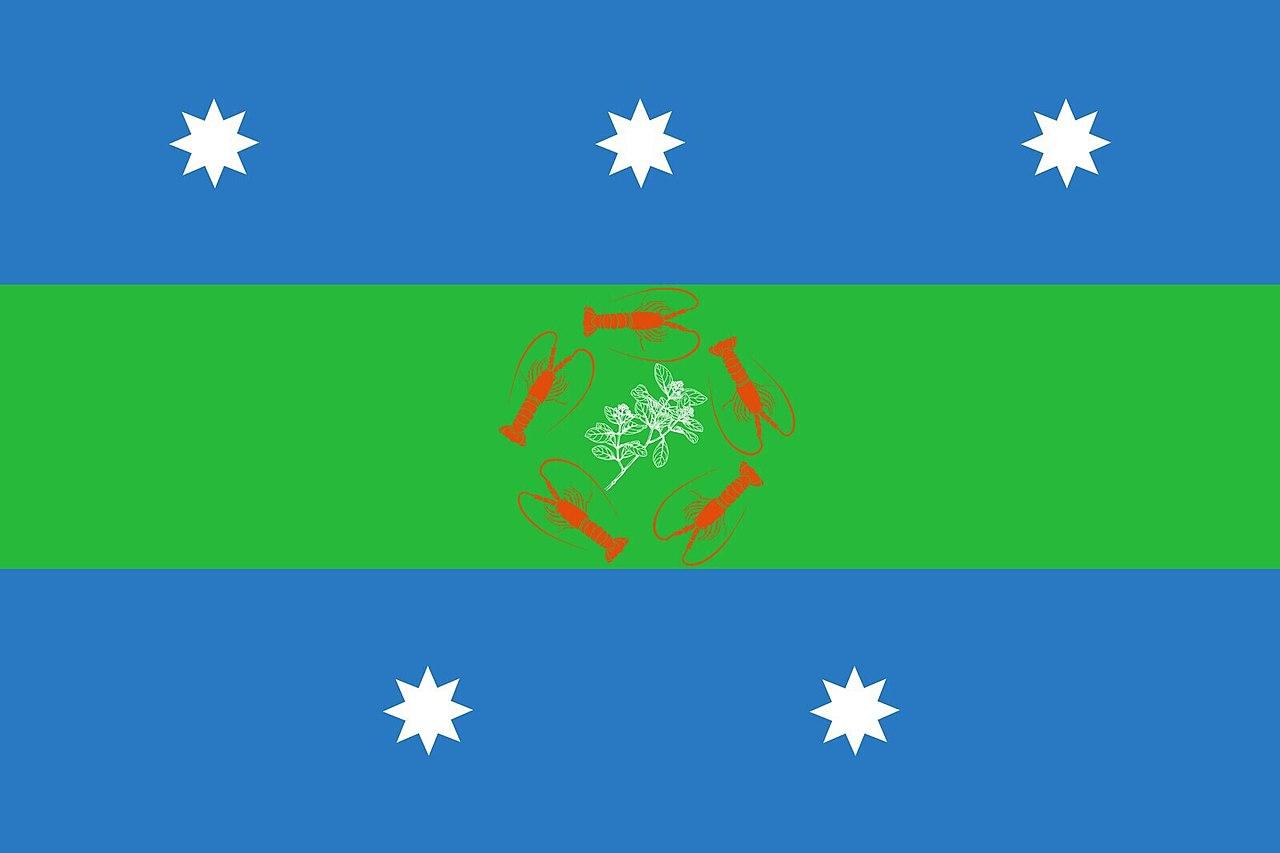 Flag of Juan Fernández Islands
