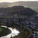 Stirling Castle viewed from The National Wallace Monument
