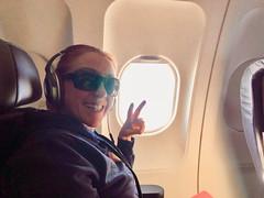 First class to Montana!