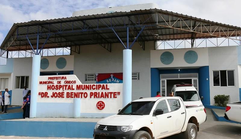 Recursos para Saúde em Óbidos atinge R$ 10 milhões e bate recorde histórico, HOSPITAL  de Óbidos
