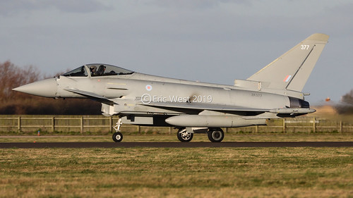 ZK377/377 TYPHOON 3sqn RAF