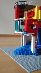 Apollo Cinema Lego MOC