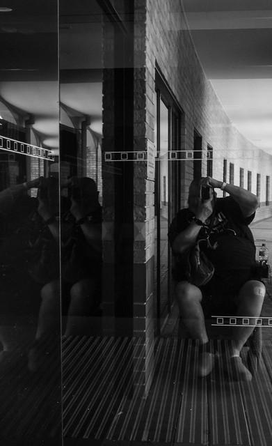 The Wall and I, Fujifilm X-E3, XF27mmF2.8