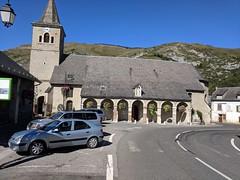 540 - Day 25, Walking thru Campan on the D935 to Bagneres de Bigorre  092318
