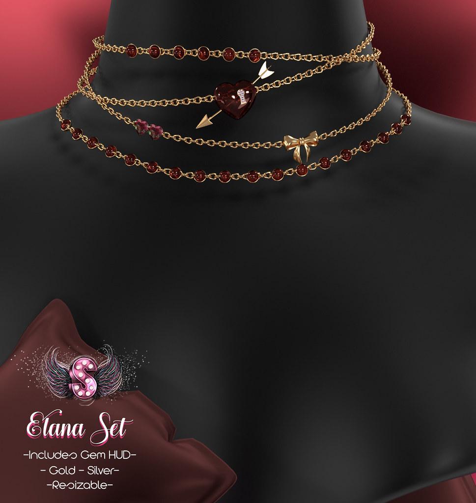 .::Supernatural::. Elana @ Cupid Inc.
