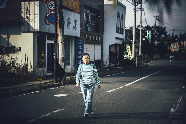 """Nov. 07. 2018  """"母 / my mother""""  Futaba, Fukushima(撮影:東間嶺)"""