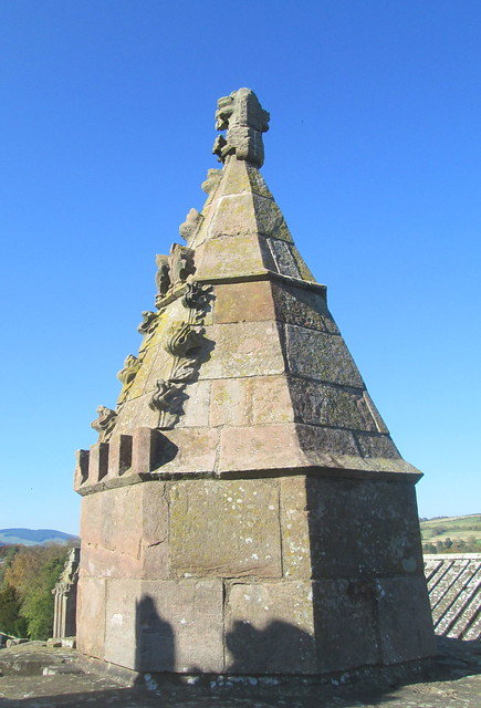 Melrose Abbey Finial