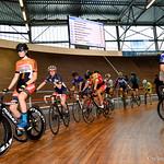 Piste Gent Vlaams - Waalse Kampioenschappen Dames Jeugd 1-12-2018