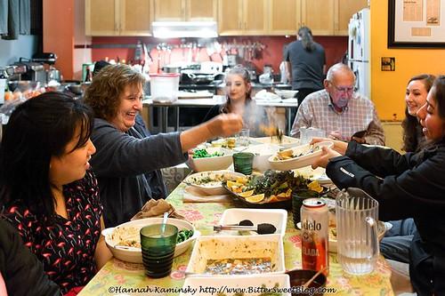 Sound & Savor - Family Style Dinner