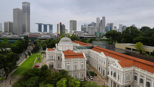 The National Museum of Singapore has been a prominent landmark